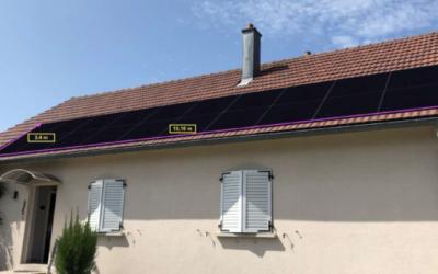 Alsace : Projet photovoltaïque