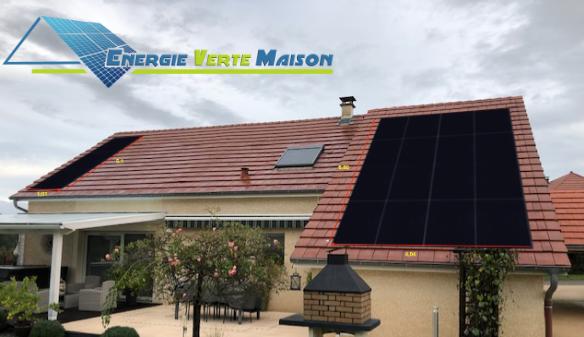 Projet d'installation solaire à Chevroz (25)