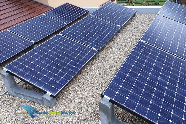 Dijon : photovoltaïque solaire