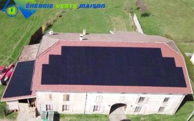 Vosges : Panneaux solaires
