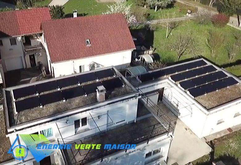 Installation solaire : Besançon