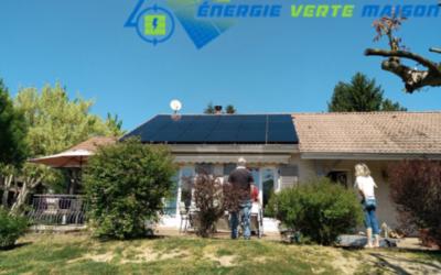 Kit photovoltaïque : Devecey