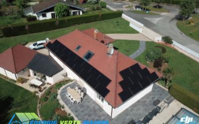 Panneaux solaires photovoltaïques Bourgogne Franche Comté