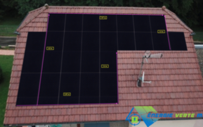 Geneuille, Doubs : Projet solaire