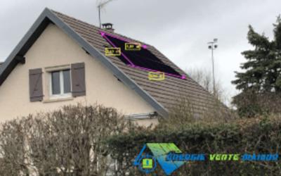 Projet photovoltaïque Franche-Comté