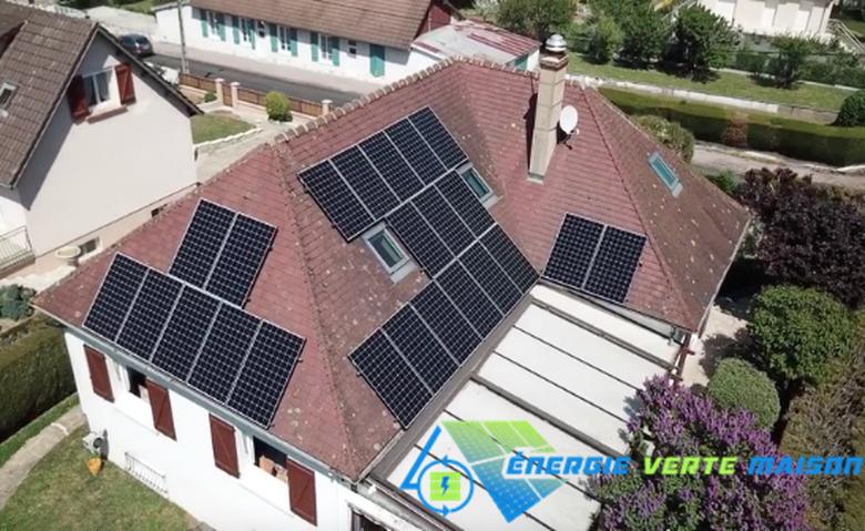 Installation panneaux solaires avallon Yonne Bourgogne