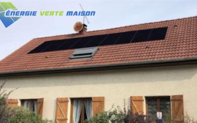Les Auxons : Projet solaire de 2,925 KWc