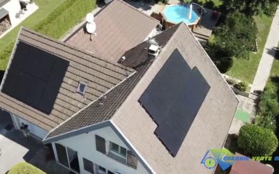 Chatillon-le-duc : installation solaire Sunpower