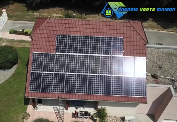 Geneuille : Panneaux solaires de 8,96 KWc