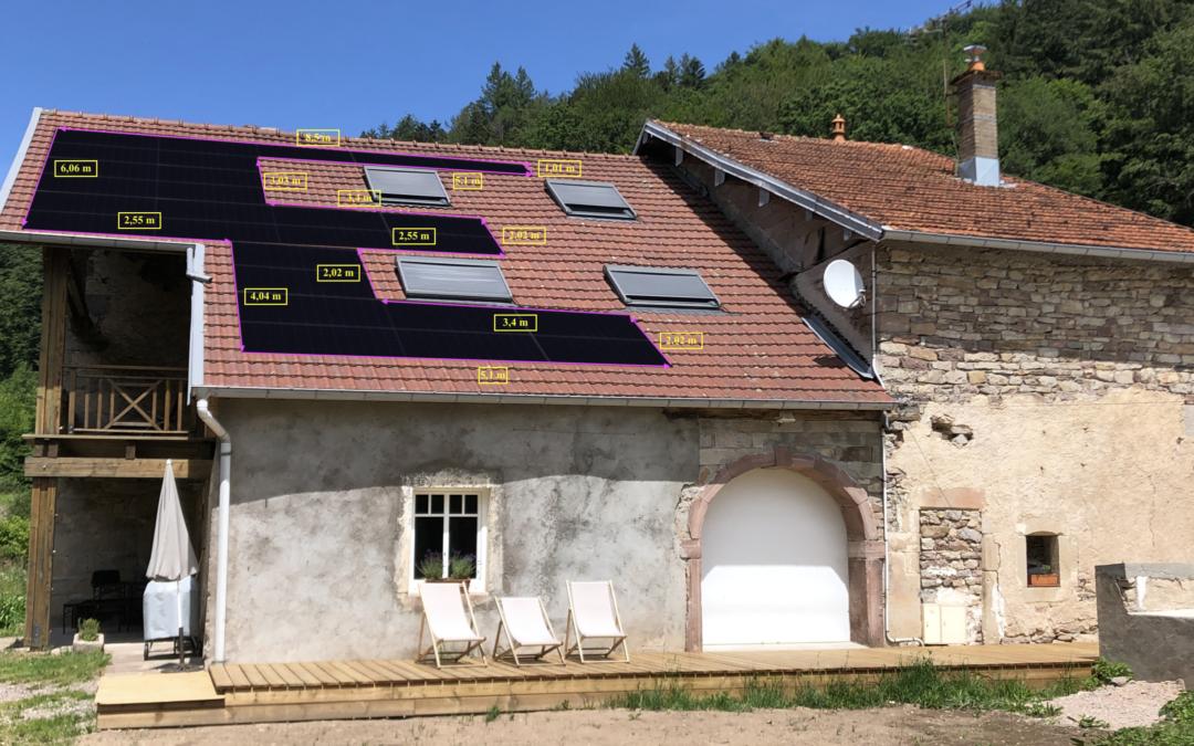 Saint Bresson  : Projet photovoltaïque