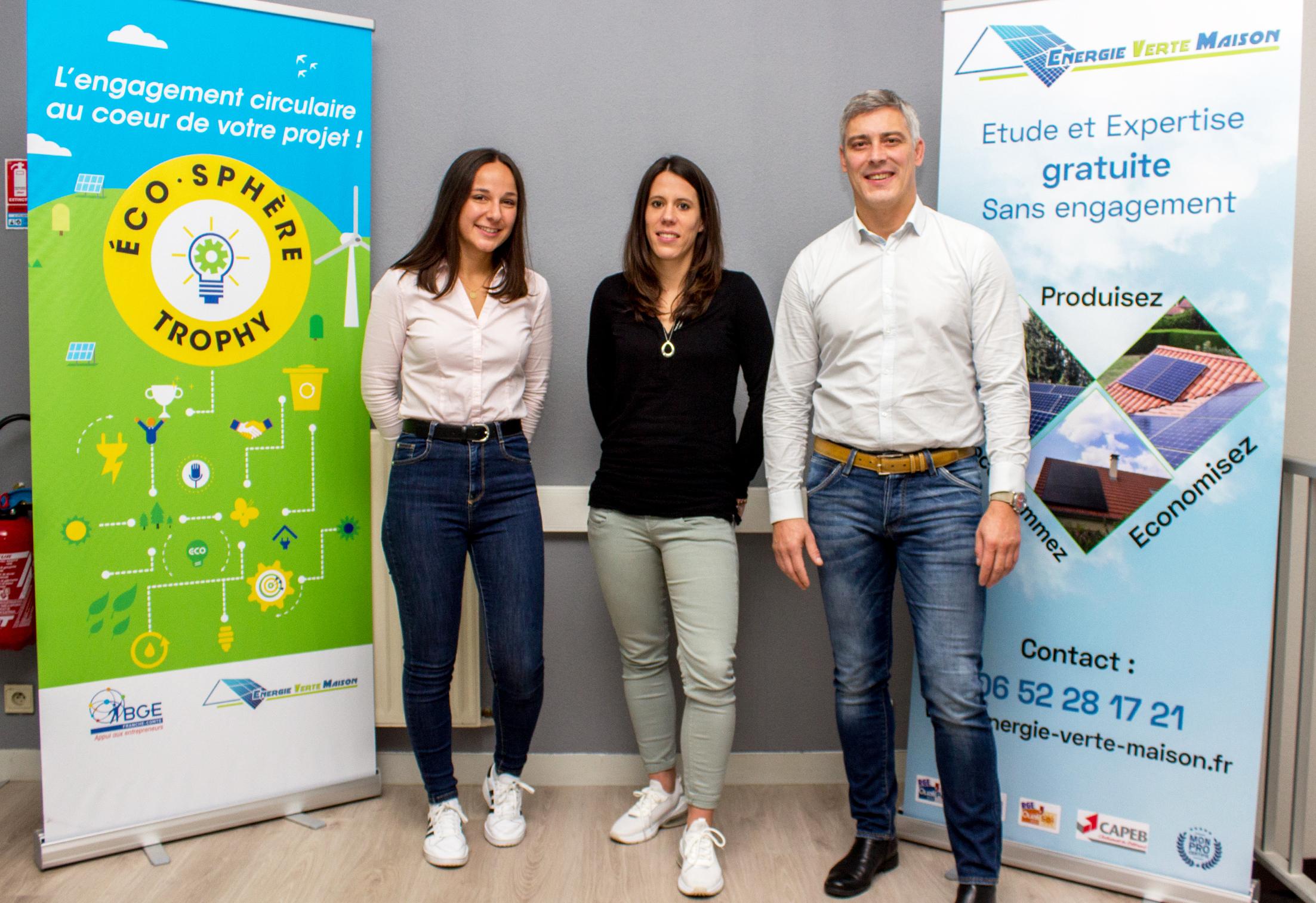 l'équipe energie verte maison
